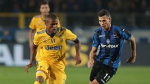 Douglas Costa Atalanta Juventus