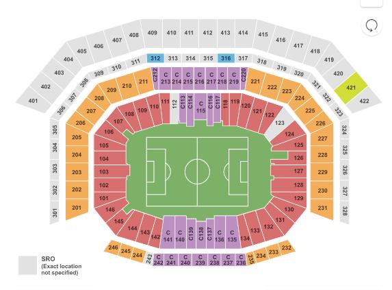 Levi´s Stadium
