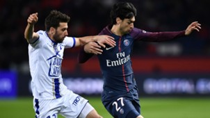 Javier Pastore PSG Troyes Ligue 1 29112017