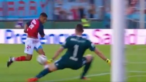 Video Armani Arsenal River Superliga Argentina