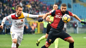 Taarabt Genoa Benevento