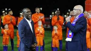 Clarence Seedorf Michael van Praag Netherlands