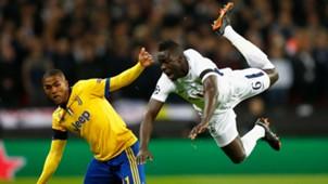Douglas Costa Juventus Tottenham Champions League 30 04 2018