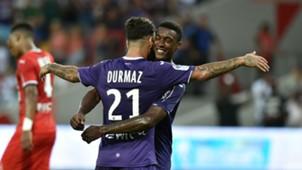 Wergiton Somalia Jimmy Durmaz Toulouse Rennes Ligue 1 26082017
