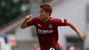 2018-08-12 Asano Takuma Hannover