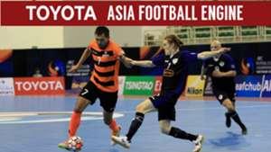 2017 AFC Futsal Club Championship | Vic Vipers vs Erem