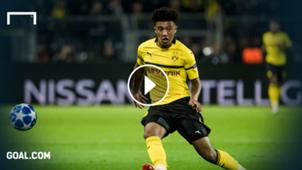 GFX Jadon Sancho BVB 2018