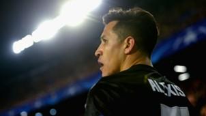 Alexis Sánchez Sevilla Manchester United 21022018