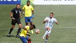 Argentina Ecuador Sudamericano Sub 20 22012019