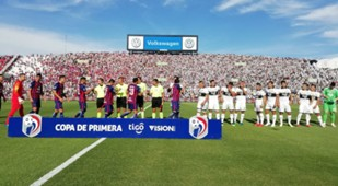 Clásico Domingo (Paraguay) 04-11-18