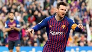 Lionel Messi Barcelona Espanyol LaLiga 30032019