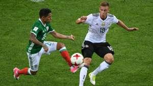 Germany Mexico Joshua Kimmich 29072017