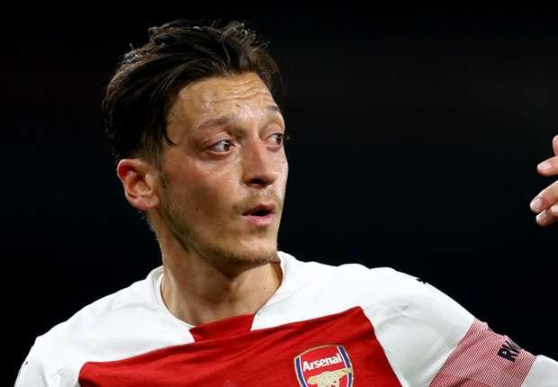 Arsenal, Ozil reste à l'infirmerie