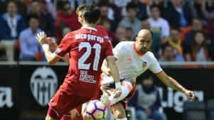 Simone Zaza Valencia Sevilla La Liga