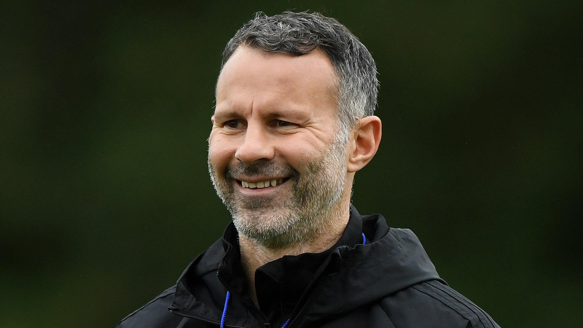 Ryan Giggs Wales coach 2018-19