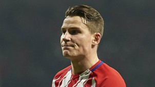 Kevin Gameiro, Atletico Madrid, 17/18