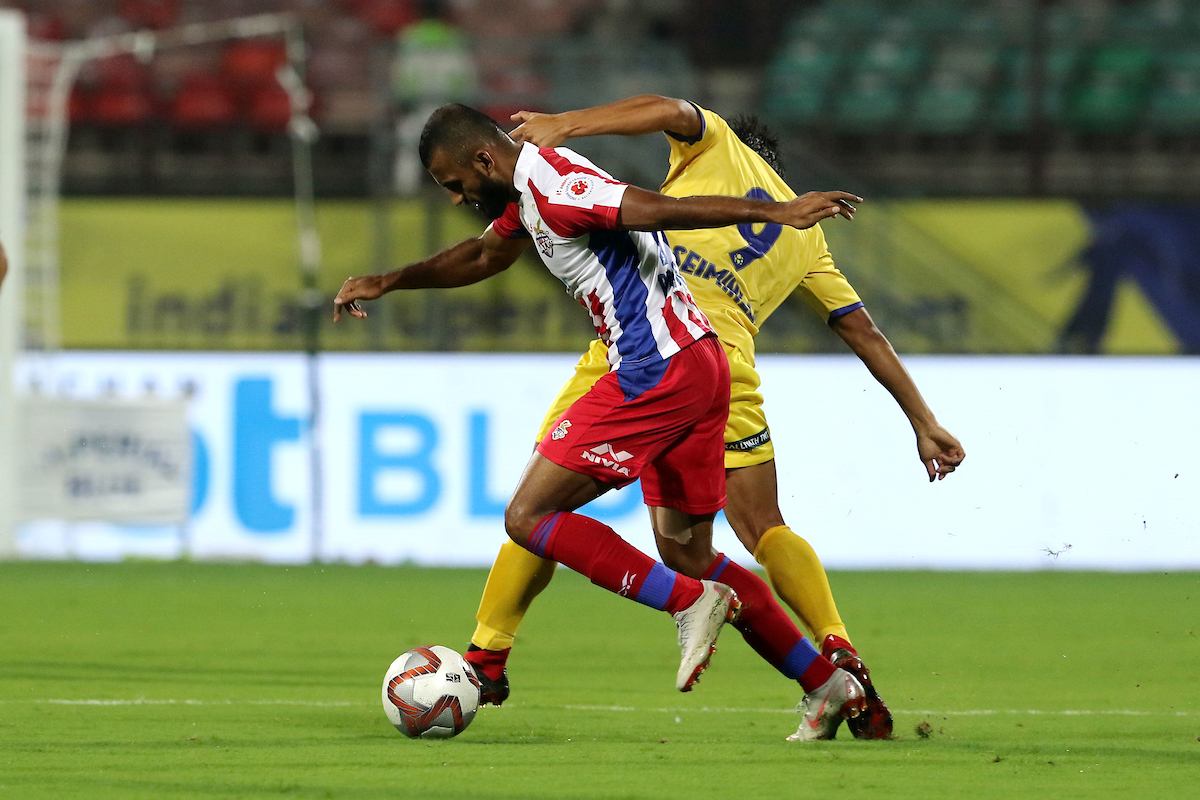 ATK vs Kerala Blasters Pronay halder
