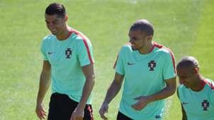 Pepe Portugal training Euro 2016