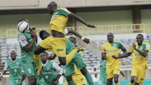 Mathare United v Gor Mahia.j