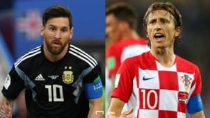 アルゼンチン対クロアチア
