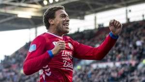 Cyriel Dessers, FC Utrecht - Excelsior, Eredivisie 11192017
