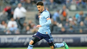 David Villa NYCFC MLS