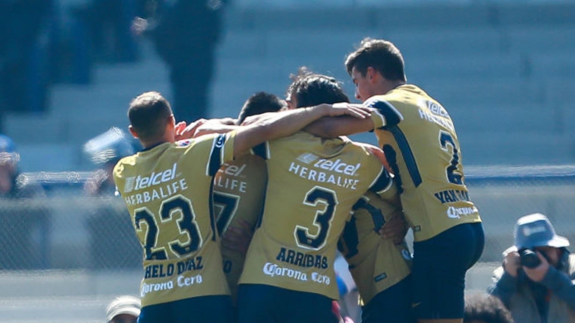 América y Pumas empataron 0-0