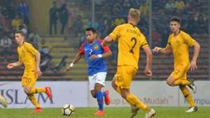 Faisal Halim, Malaysia U23 v Australia U23, 17 Mar 2019