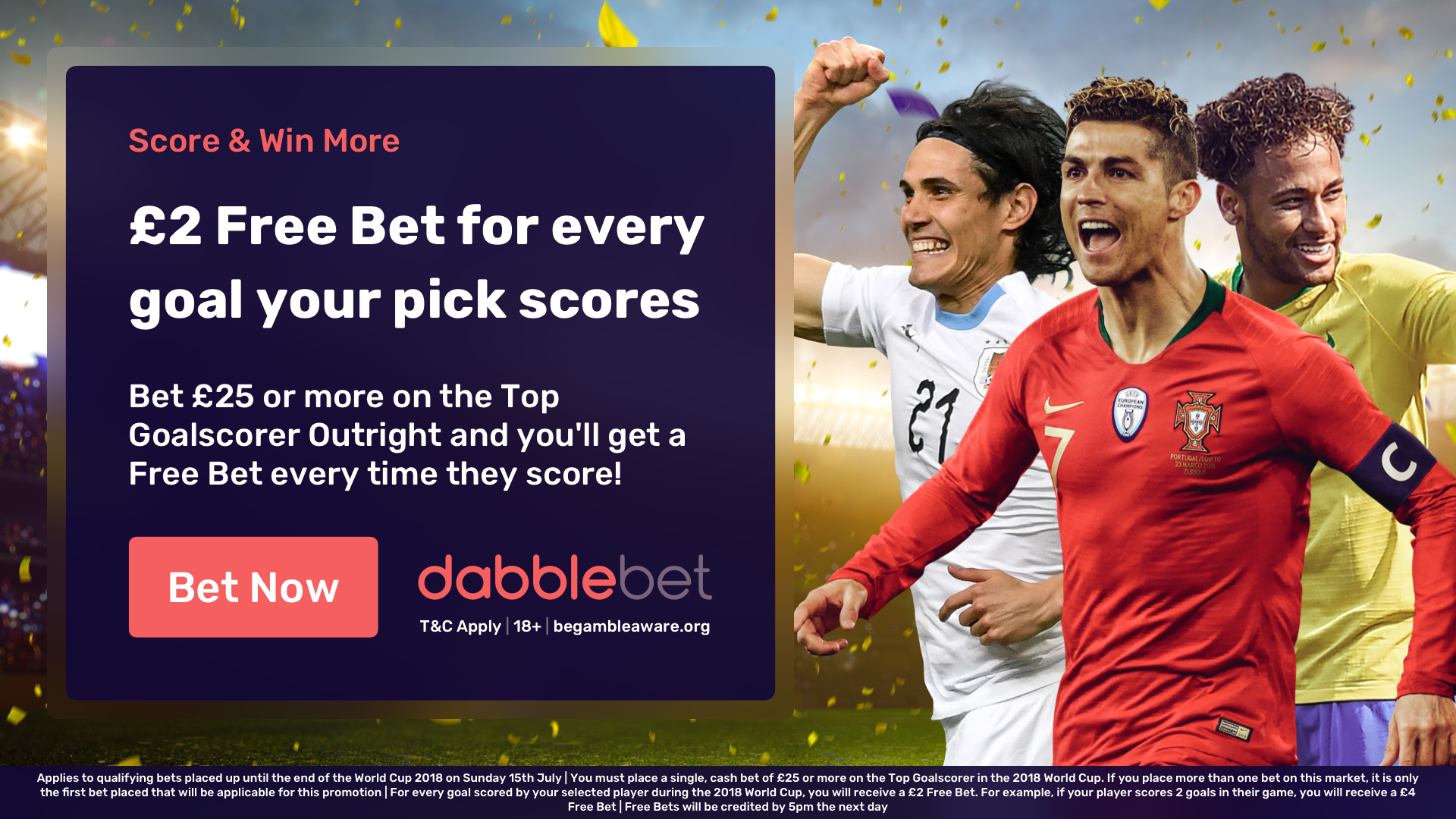 dabblebet score more win more offer in article