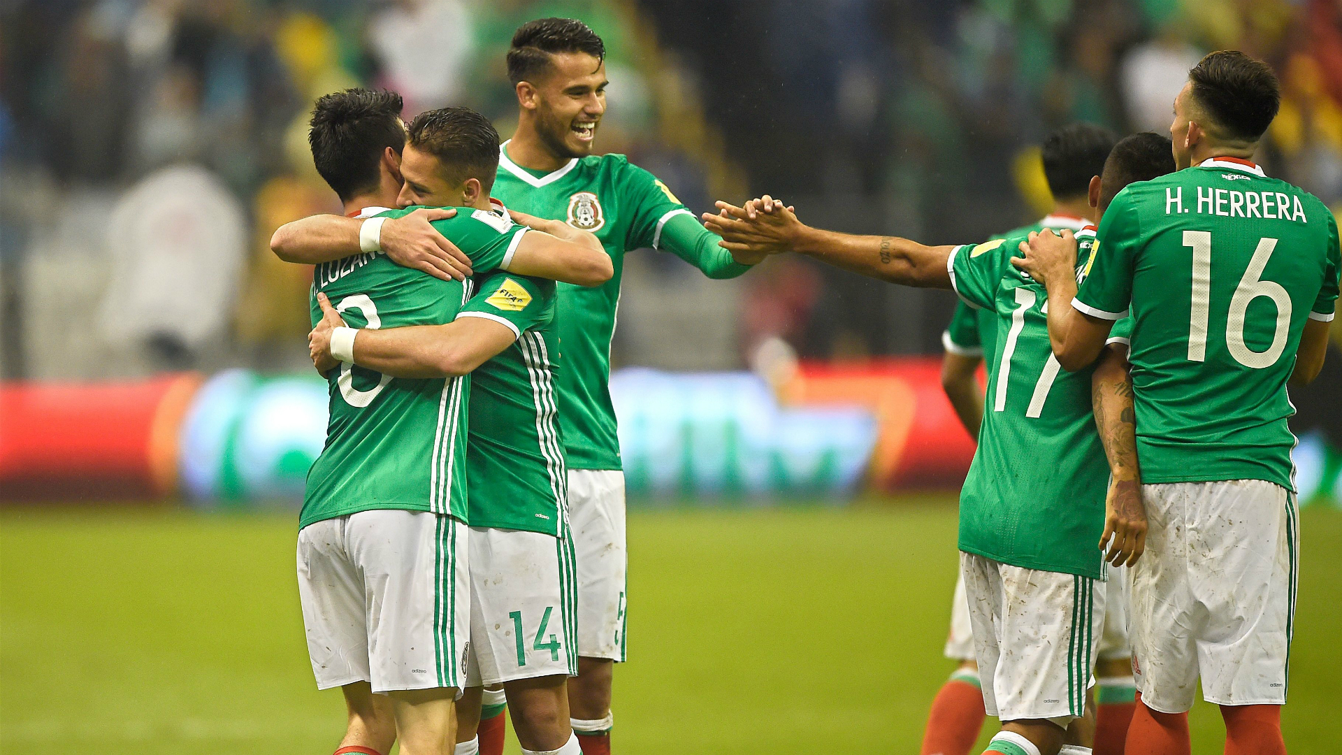 México - Panamá Eliminatorias