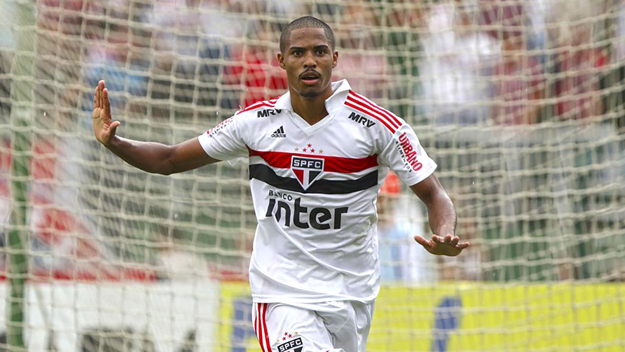 Gabriel Novaes São Paulo Vasco campeão Copinha 25012019