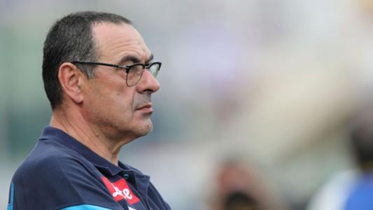 Maurizio Sarri Fiorentina Napoli Serie A