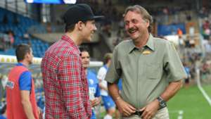 ONLY GERMANY Peter Neururer Leon Goretzka 05082014