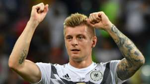 Toni Kroos Germany Sweden World Cup 2018
