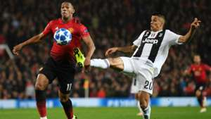 Joao Cancelo Manchester United Juventus Uefa Champions League