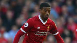 Georginio Wijnaldum Liverpool Premier League Team of the Week