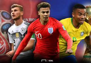 Wer ist der wertvollste U23-Star bei der WM 2018 in Russland? Goal präsentiert Euch die Top-50, drei deutsche Youngsters sind dabei. (Quelle: transfermarkt.de)