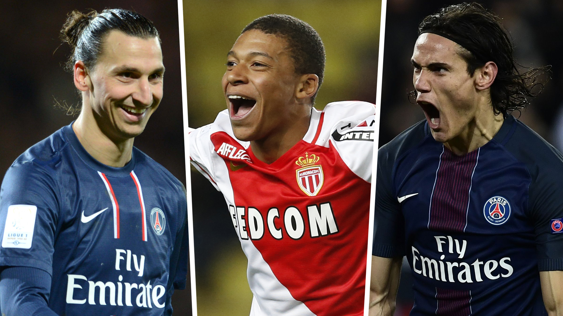 Ligue 1 Team of the Decade: Ibrahimovic Mbappe form dream attack