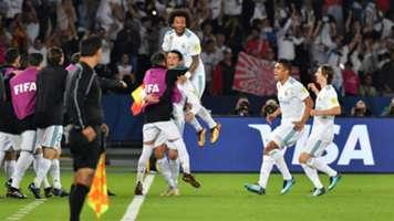 Cristiano Ronaldo I Real Madrid Grêmio I Mundial de Clubes I 16 12 17