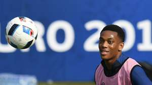 Anthony Martial France Euro 2016