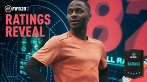 FIFA 20 Ratings Reveal