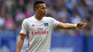 Bobby Wood Hamburger SV