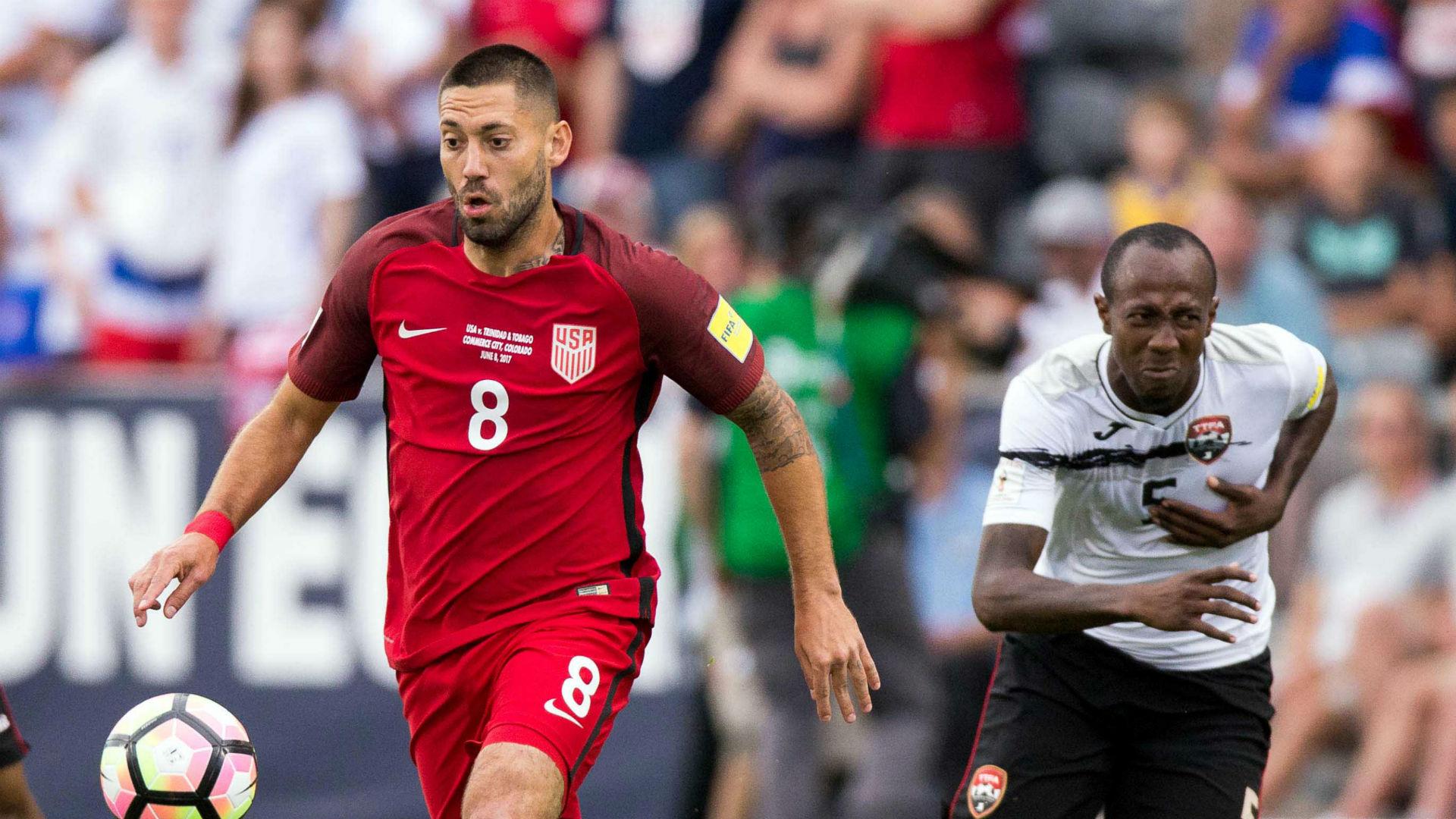 Clint Dempsey USA Trinidad & Tobago World Cup qualifying