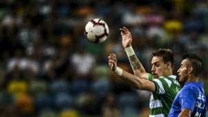 Sebastián Coates Sporting Lisboa