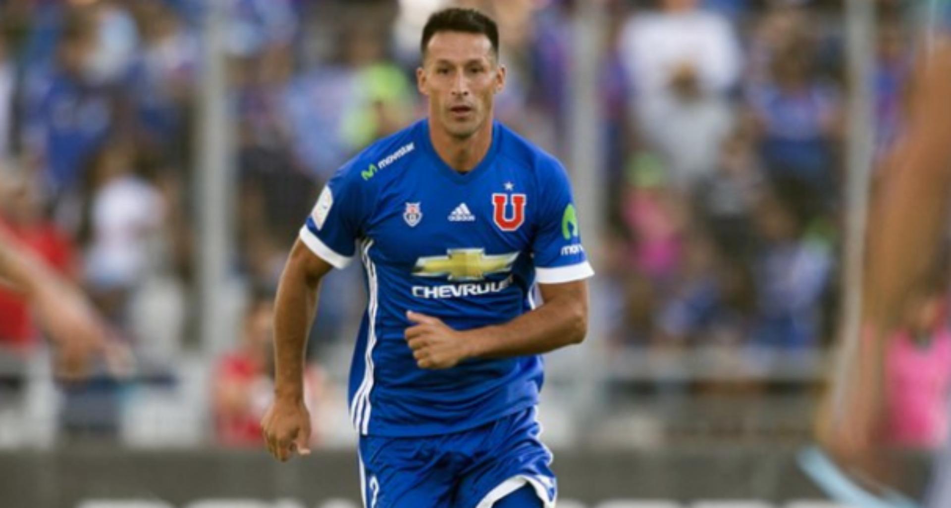 La U sin guardián: Johnny Herrera no jugará ante Audax Italiano