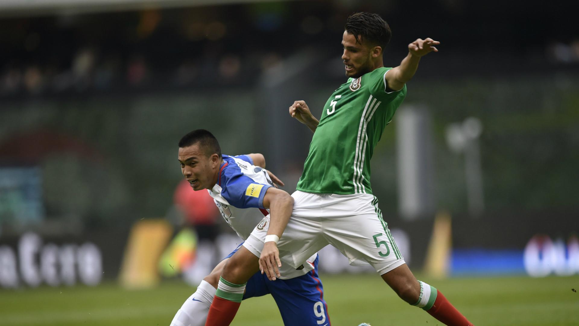 Diego Reyes | México - Estados Unidos 11062017