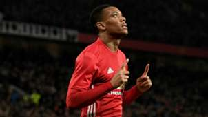Anthony Martial Manchester United 2016