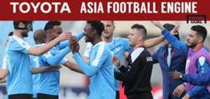 Al Ansar v Al Faisaly; AFC Cup