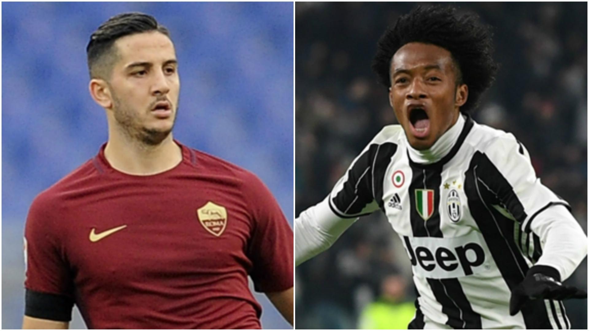 Juventus, Cuadrado in dubbio per la supercoppa