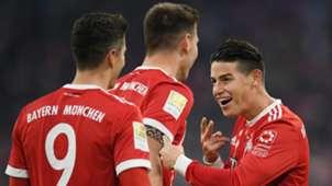 James Rodríguez Bayern Munich